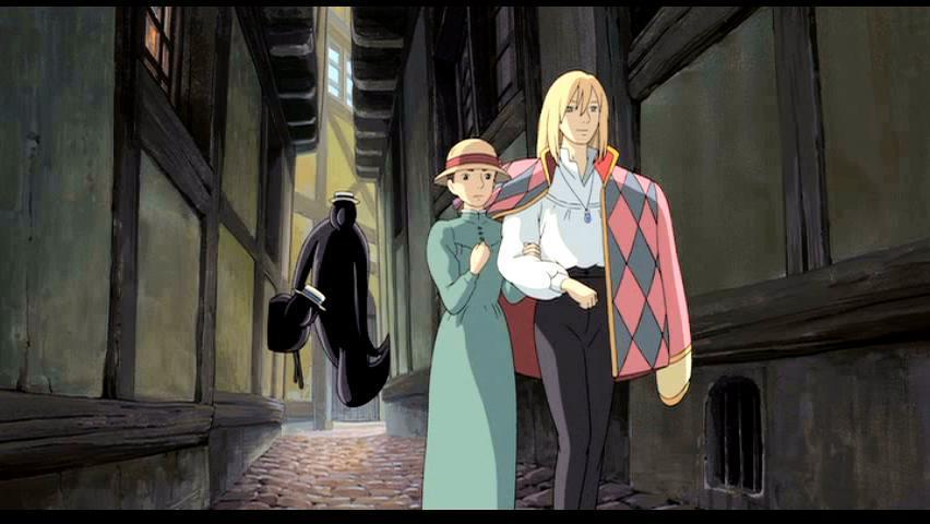 blu ray review howl s moving castle under the radar music magazine